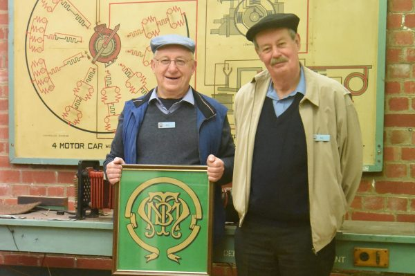 Melbourne Tram Museum volunteers share their knowledge during Open House Melbourne 2016.